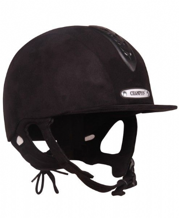 Junior X-Air Plus Hat - BLACK - Standard: PAS:015: 2011